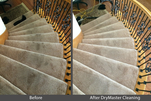 Lets Clean Up Our Staircases!   Mop And Shine